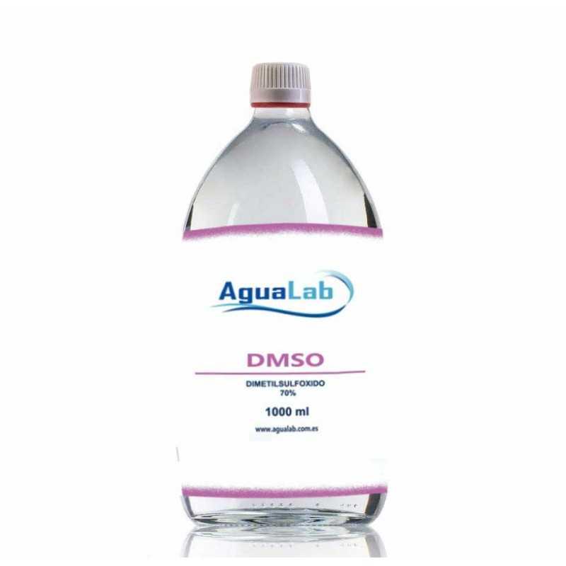 Agualab DMSO 70% solution 1000 ml - 1