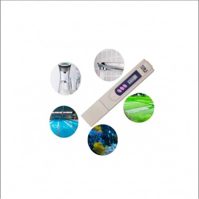 Medidor de qualidade da água Agualab em PPM Agualab - 1