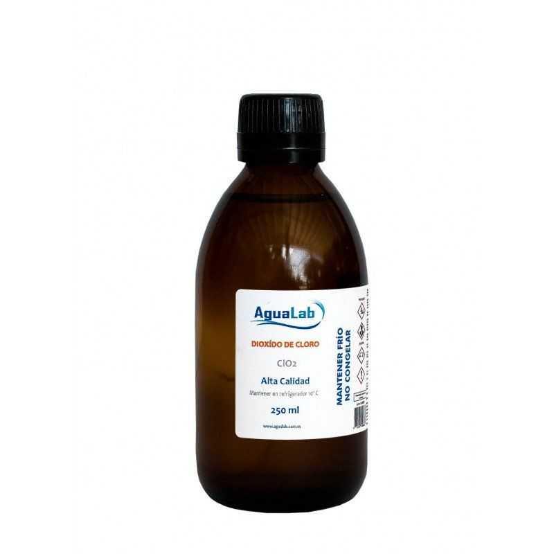 Dióxido de Cloro Agualab 250ml Cristal Agualab - 1