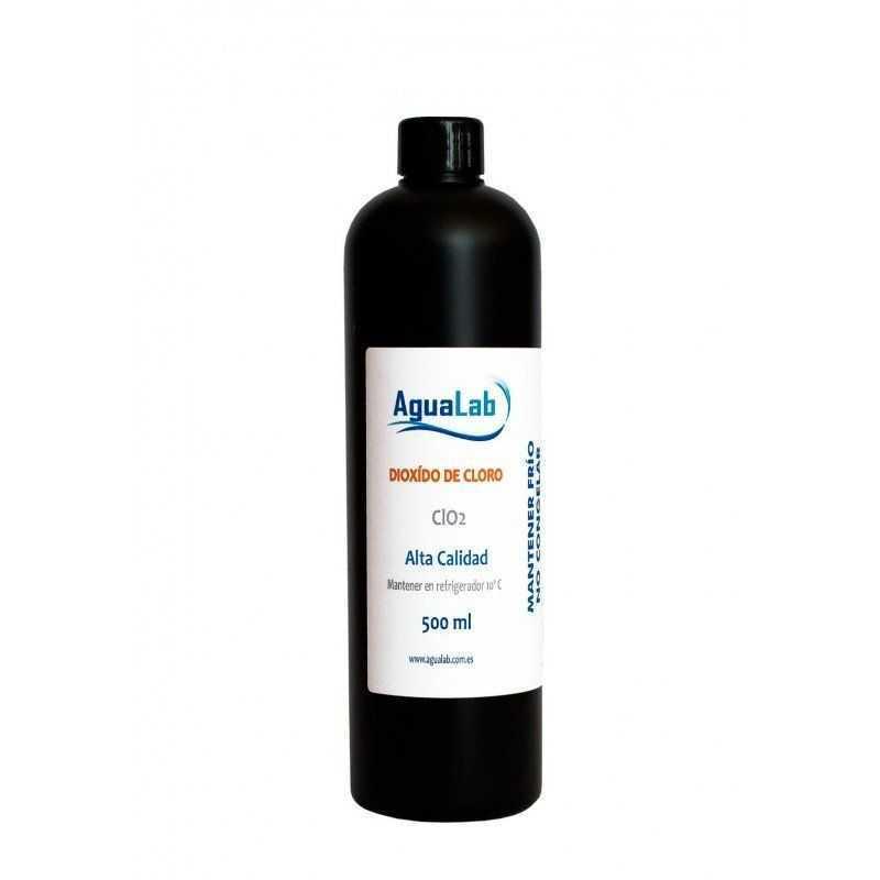 Agualab Chlorine Dioxide 500ml Agualab - 1