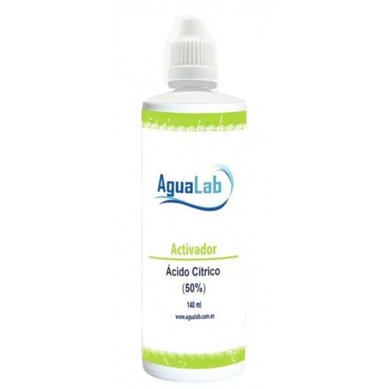 Ácido cítrico Agualab 50% (140 ml) Agualab - 1