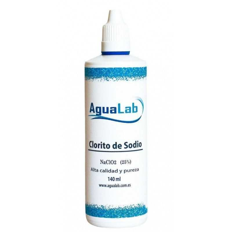 Agualab Clorito de Sodio 25% 140ml Agualab - 1