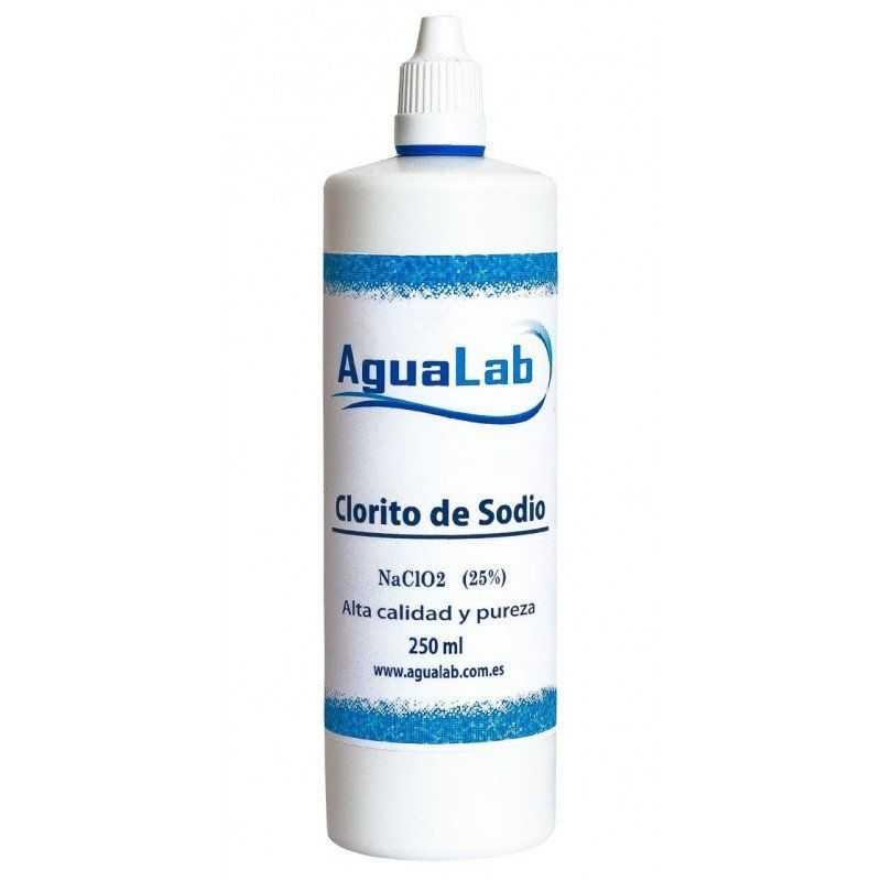 Agualab Clorito de Sódio 25% 250 ml Agualab - 1