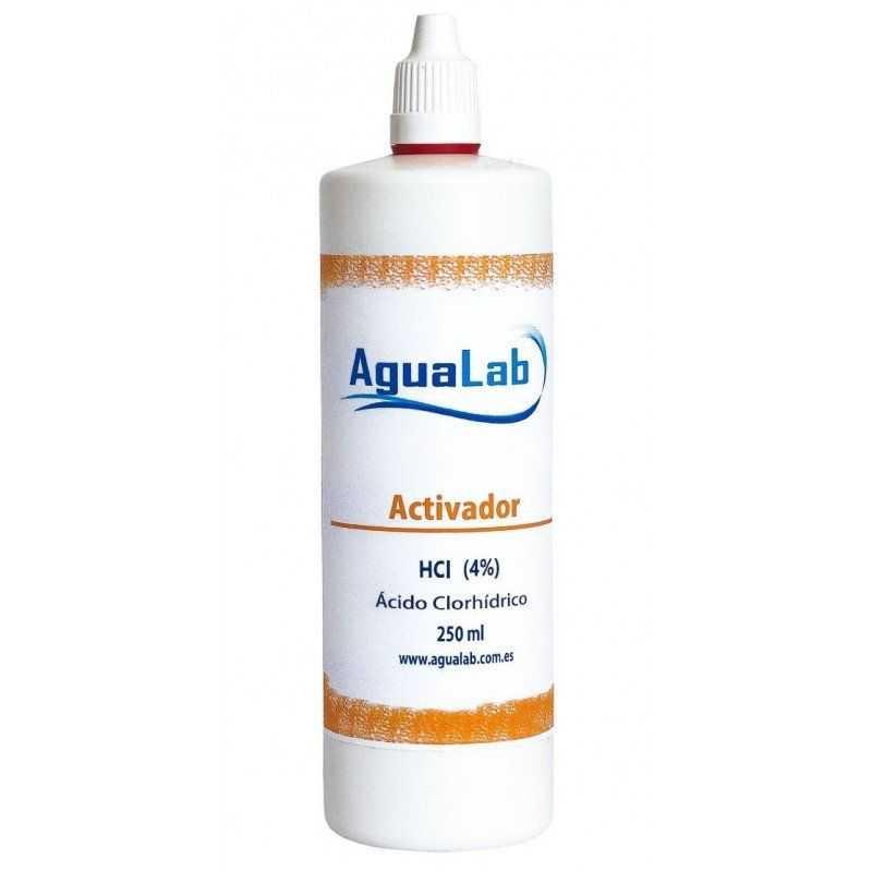 Agualab ácido clorhídrico al 4% 250ml Agualab - 1