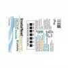 LaMotte Insta-Test 3002 Chlordioxid-Teststreifen - 2