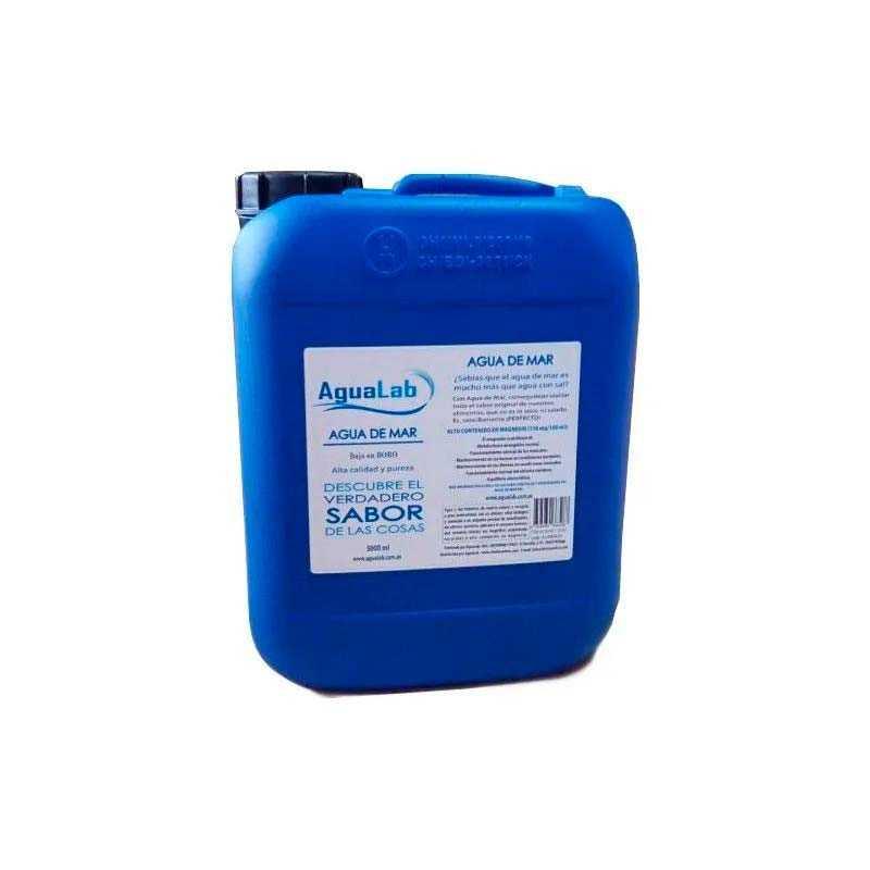 Agua de Mar Hipertónica Agualab 5000 ml - 1