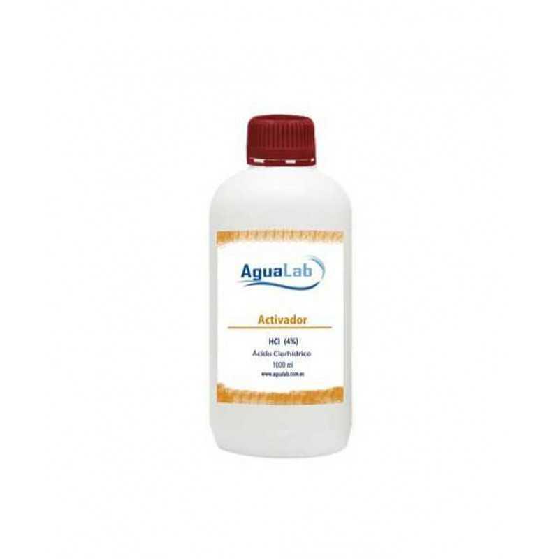 Ácido clorhídrico al 4% Agualab 1 Litro Agualab - 1