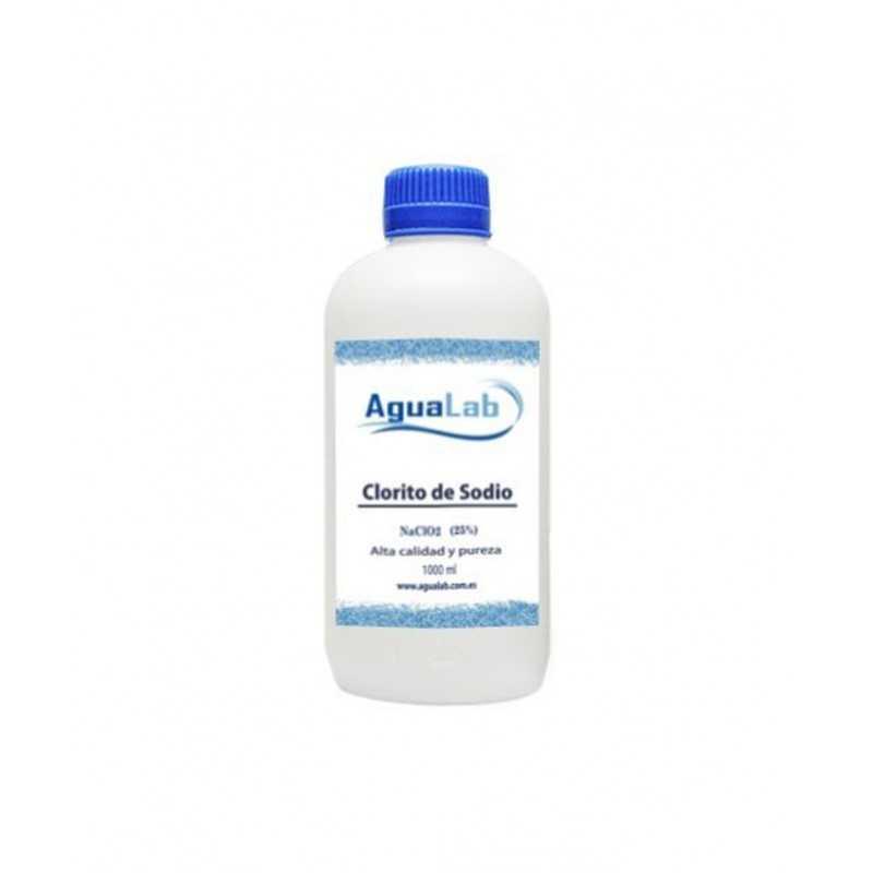 Sodium Chlorite 25% Agualab 1 Liter - 1